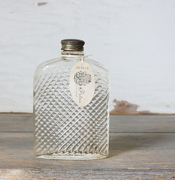 Antique Glass Flask