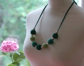 Pick your colors / Babywearing necklace