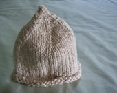 Organic Cotton Soft Knitted Newborn Baby Hat