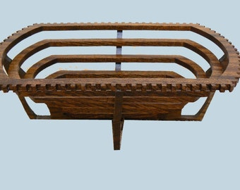 Art Deco Basket