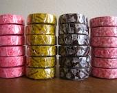 San-x Rilakkuma masking tape no longer sold pink brown yellow white