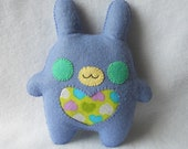 30% OFF Purple Chubby Bunny Plush by Michelle Coffee