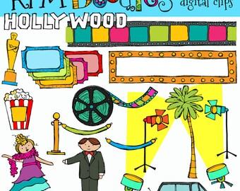 KPM Hollywood Digital Clip art clipart