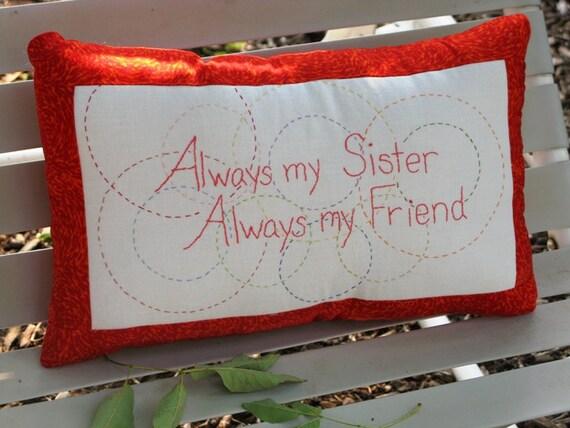Always My Sister Always my Friend