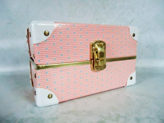Reserved Pink Ginny Doll Clothes Trunk Case By