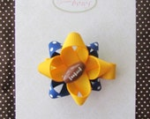 """Your Favorite Football Team 2"""" Ribbon Bow"""