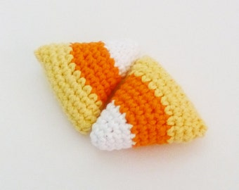 Dog Squeaker Candy Corn - Tiny Dog Toy