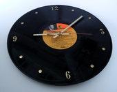FRANK SINATRA Vinyl Record Wall Clock (Greatest Hits Volume II)