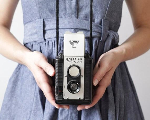 Vintage Camera - Argus Argoflex Seventy-Five Twin Lens