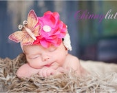 Butterfly Dream Baby Headband