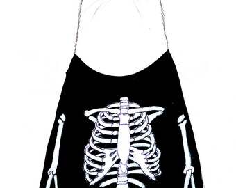Skeleton Shirt Bunny
