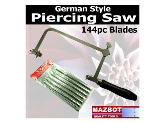 German Style Fully Adjustable Piercing Saw  - AJS01G