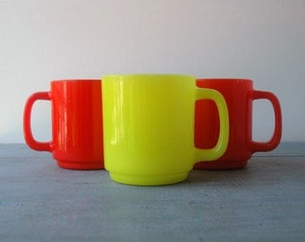 Glasbake Mug Set