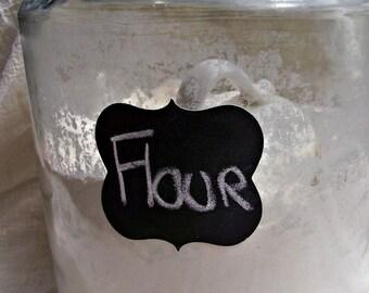 Home Decor Large Chalkboard Labels Weddings, Organization, crafting