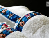Disney Mickey Mouse Clubhouse and Friend's Hooded Towel