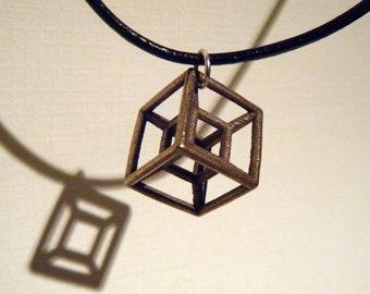 Hypercube necklace