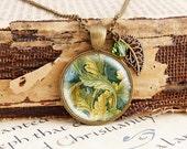 Secret Garden - Vintage Necklace