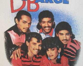 Original DEBARGE vintage 1985 tour TSHIRT