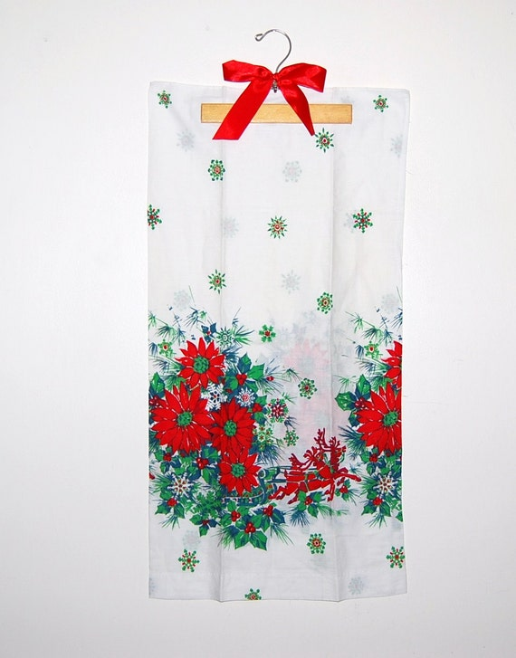 Christmas Vintage Pillowcase