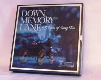 Reader's Digest Down Memory Lane Record Set