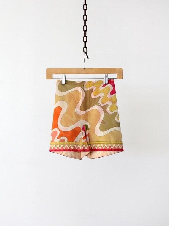 1960s Pucci girdle, Form Fit Rogers shorts