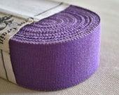Vintage purple grosgrain ribbon, 10 meters