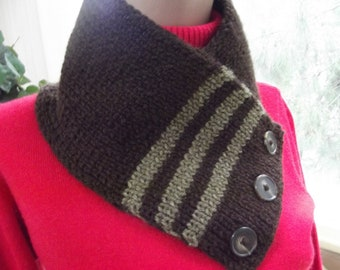 For men and for Women Cowl Hand Knit ...