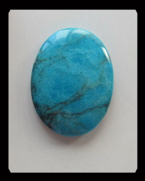 Reserved for Robyn,2 pcs of Turquoise Cabochon
