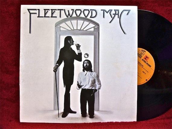 Fleetwood Mac Fleetwood Mac 1975 Vintage Vinyl Record