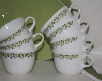 Corelle Crazy Daisy Cups Spring Blossom