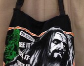 Rob Zombie Tote Bag
