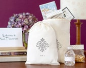 Wedding Welcome Bag - Wedding Welcome Bags - Welcome Bags - Custom Wedding Welcome Bags - Custom Welcome Bag - Classy Welcome Bags