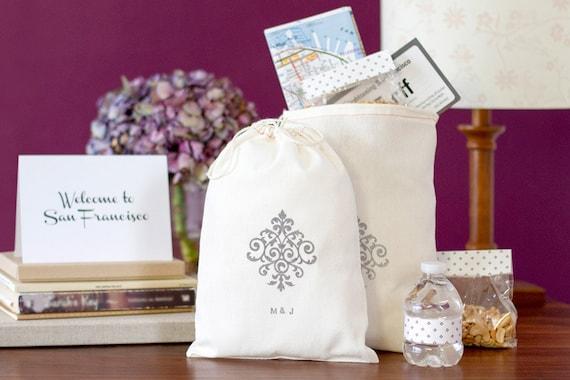Wedding Welcome Bag - Wedding Welcome Bags - Welcome Bags -Custom Quantity