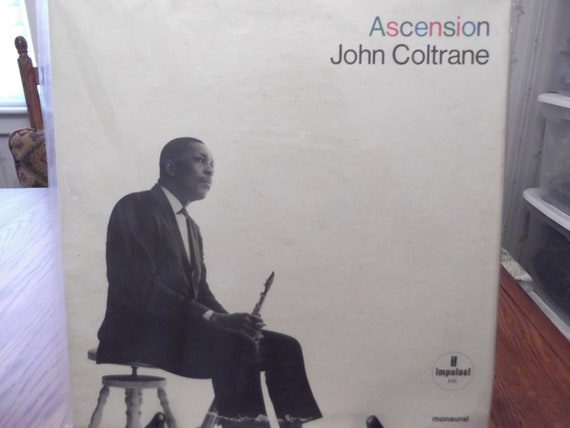 Album by John Coltrane- (Impulse A-95 Mono)