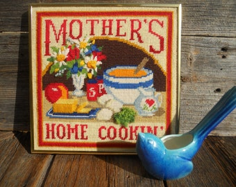 Mother's Home Cookin Wall Hanging, Wall Hanging