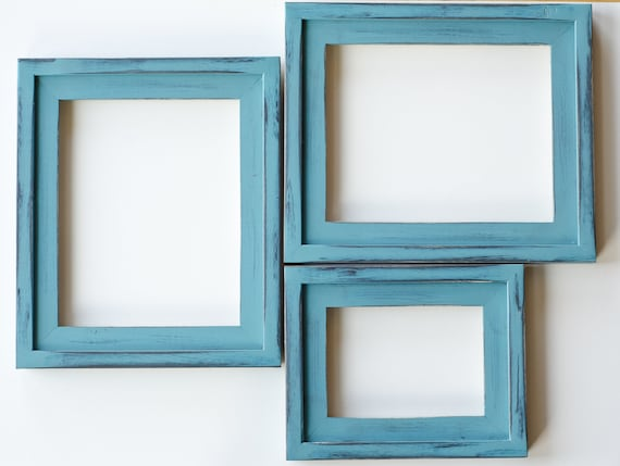 Items Similar To Picture Frame Collection 3 Frames Total