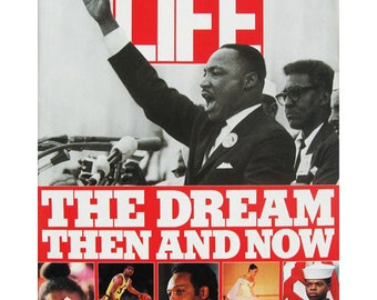 Special Issue LIfe Magazine, Spring 1988 The Dream Then and Now
