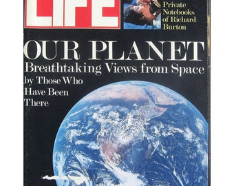 Life Magazine, November 1, 1988 - Our Planet Earth