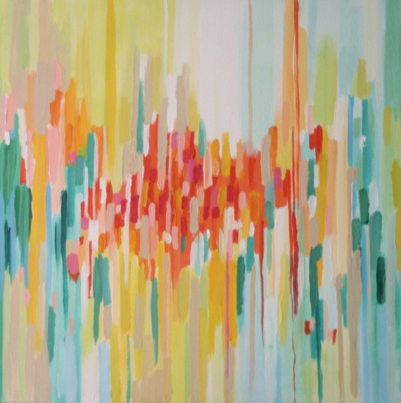 Jaws - Abstract Painting