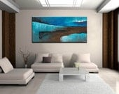 THE JOURNEY,  Massive, Modern Abstract Art, Textured,   High End Fine Art,