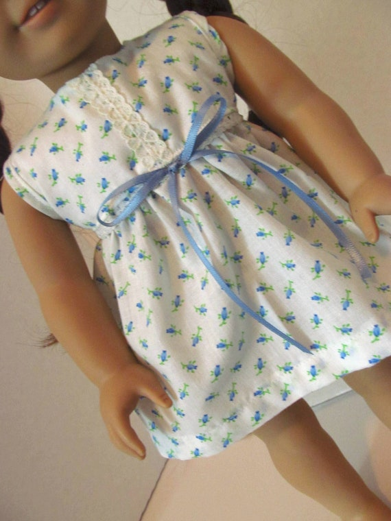 Baby Doll  Pajamas, American Girl Doll Clothes