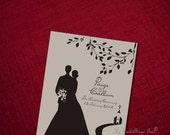 PRINTABLE Going To The Chapel DIY Wedding Program Custom Design PDF Invitation Suite Template Order of Service Ceremony Digital File Rustic