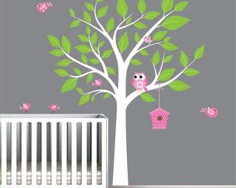 Nursery Tree Wall Sticker Decal Vinyl