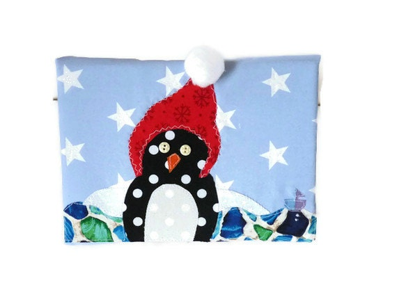 https://www.etsy.com/uk/listing/114992077/christmas-penguin-fabric-art?