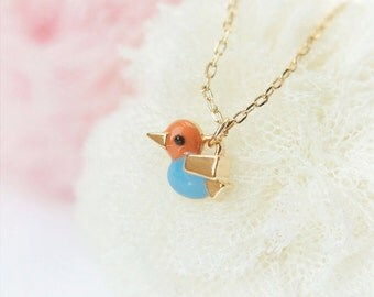 Tweet bird Necklace