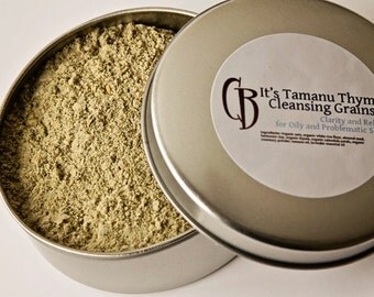 It's Tamanu Thyme Cleansing Grains - 3.25 oz Plus RECIPE