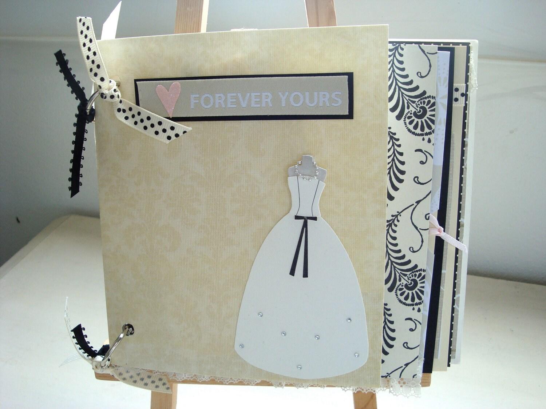 Wedding Scrapbook Premade Wedding Album Wedding Photo Album