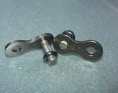 4mm 8 gauge Chain Link Earrings - EAGAUG02