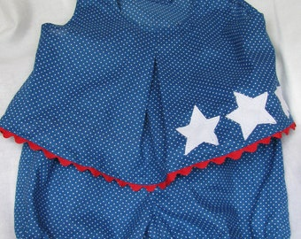 Red White and Blue in Size 3T