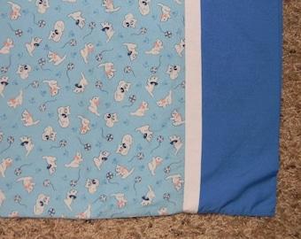 Blue Cat Standard Pillowcase